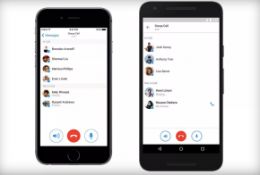 facebook 50 contacts call on messenger