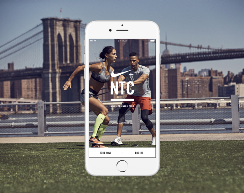 Nike+ Training Club App_A