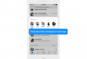 fb messenger copy