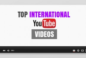 TOP INTERNATIONAL YOUTUBE
