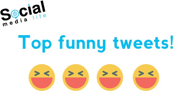 top funny tweets