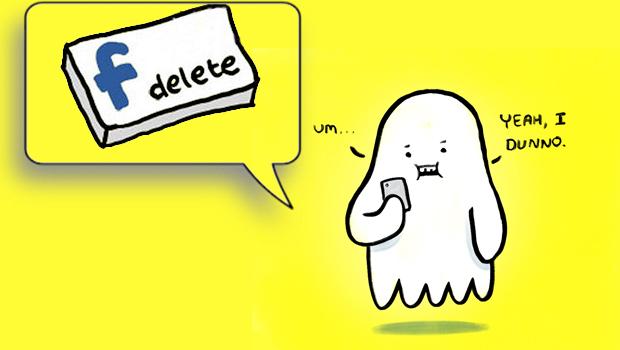 snapchat deletes fb