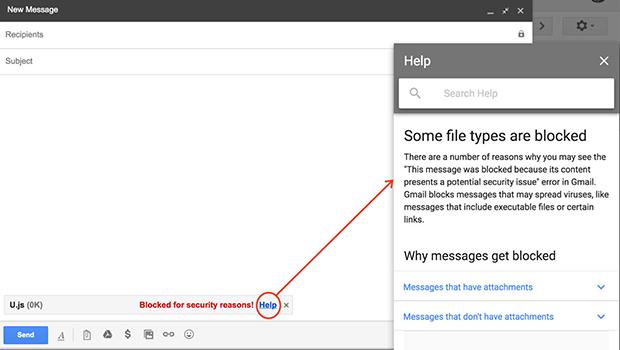 javascript-gmail