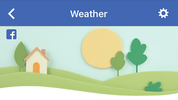 facebook-weather