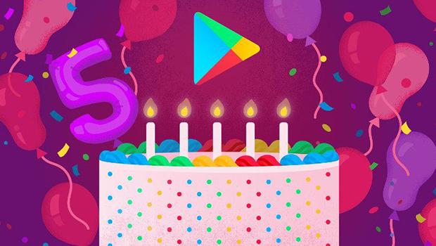 google-play-store-5-years