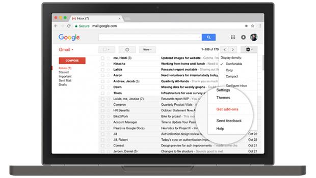 Gmail γνωριμίες διαφημίσεις